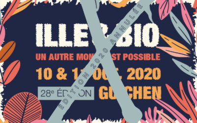Annulation Ille et Bio 2020